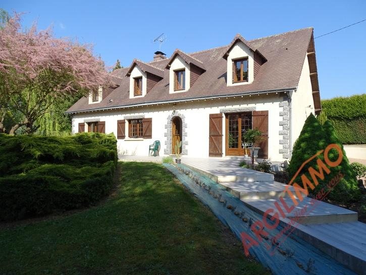 Photo maison/villa en vente sur le secteur de bouloire