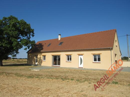 Photo maison/villa en vente sur le secteur de sarge sur braye